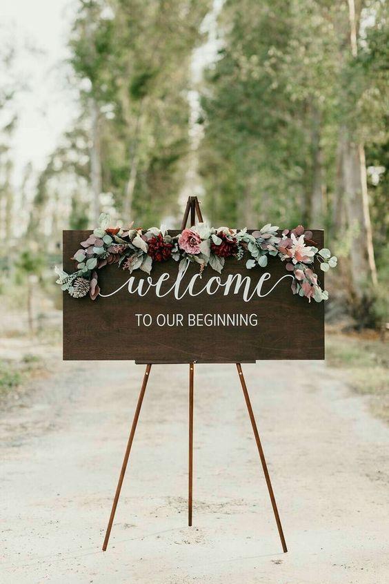 花体欢迎牌英文字体