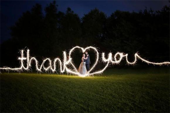 手写婚礼摄影字体