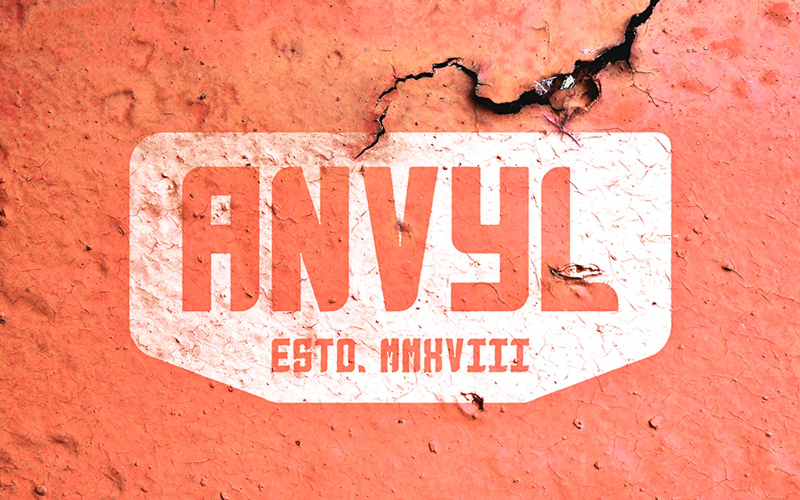 ANVYL现代无衬线简洁英文字体下载