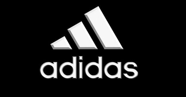 adidas阿迪达斯logo英文字体下载