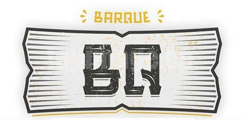 Barque复古罗马个性化艺术英文字体下载