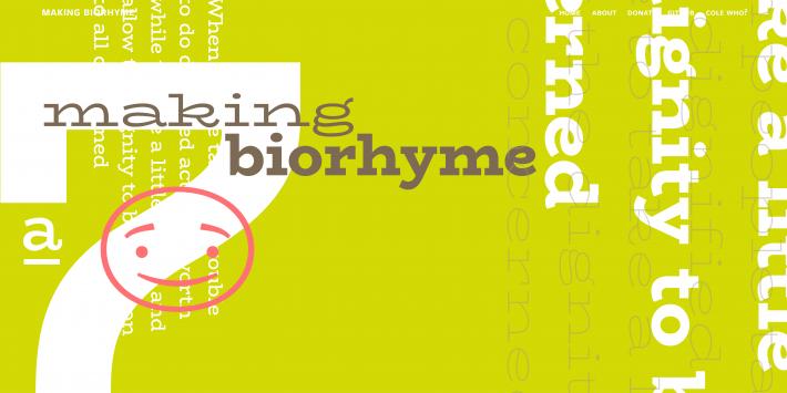 BioRhyme Expanded现代简洁logo英文字体下载