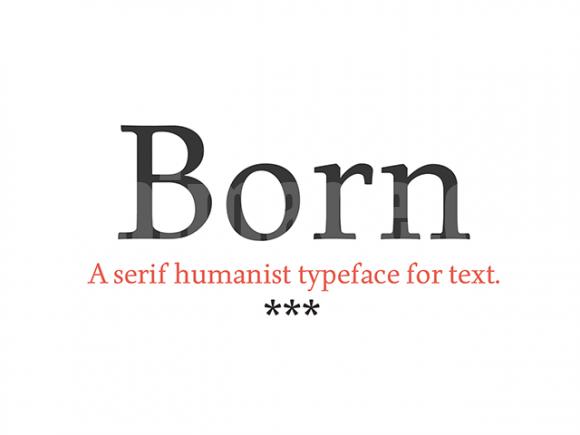 100个好看的适合logo的英文字体推荐下载