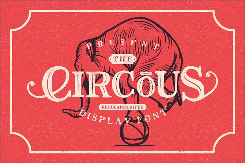 Couscirthe个性衬线创意logo英文字体下载