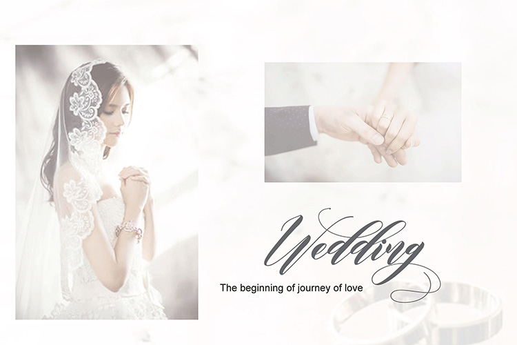 Edore婚纱摄影海报手写花式英文字体下载