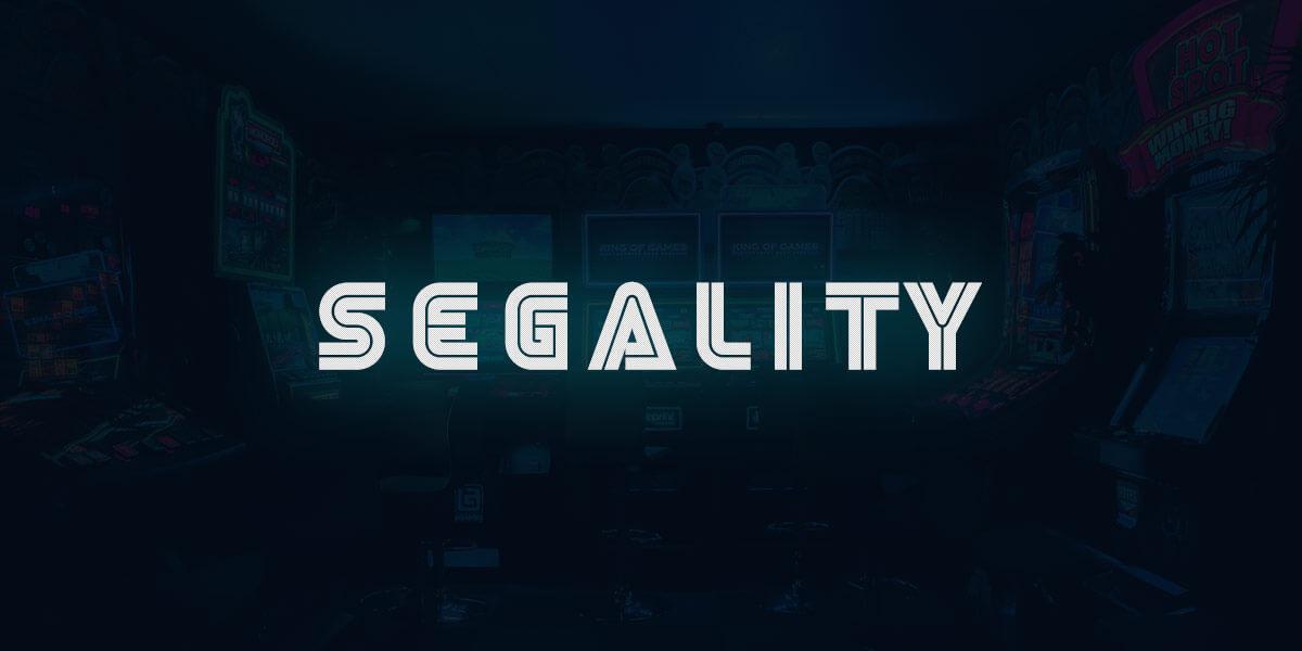 FESegality现代无衬线logo创意英文字体下载