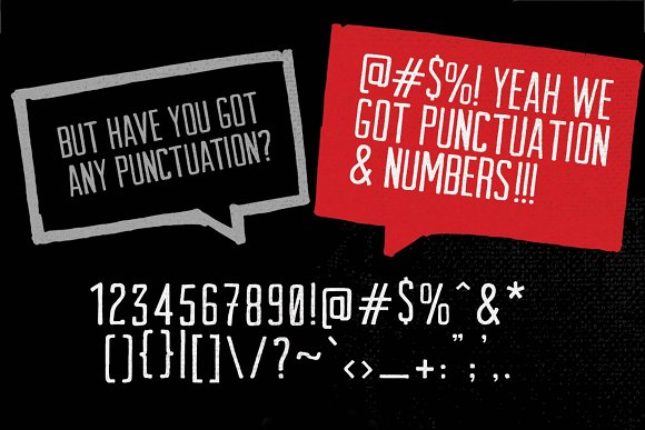 FinePointMarker商品促销海报英文字体下载