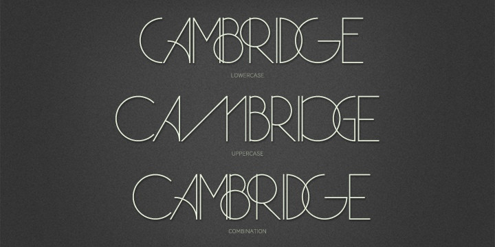 Herbie现代创意纤细logo英文字体下载