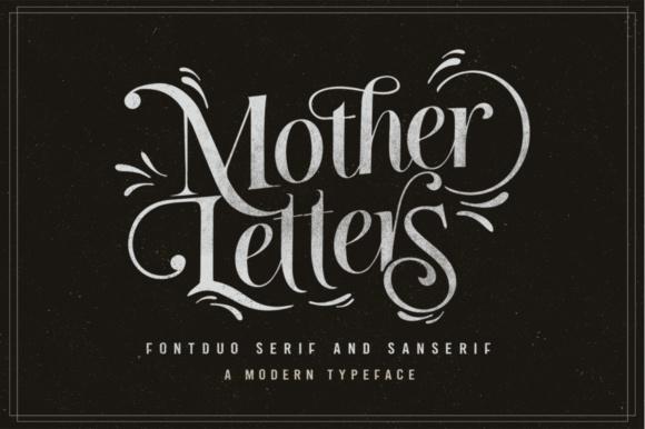 Luiston欧式复古花纹手写手绘英文字体下载