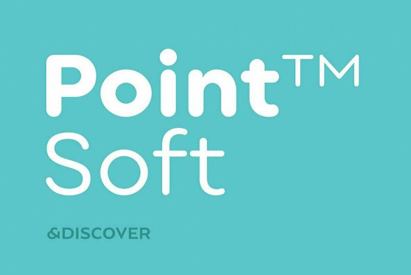 Point Soft圆润简洁现代英文字体下载