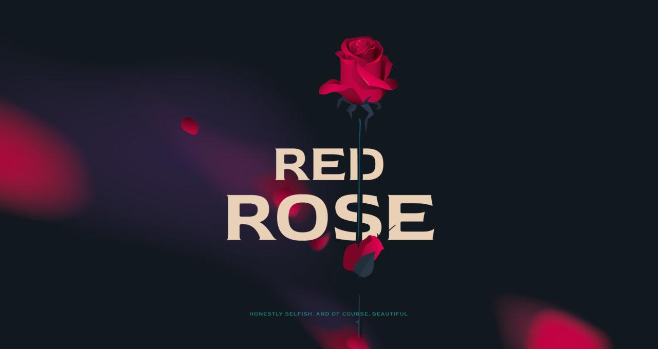 RedRose现代英文字体下载
