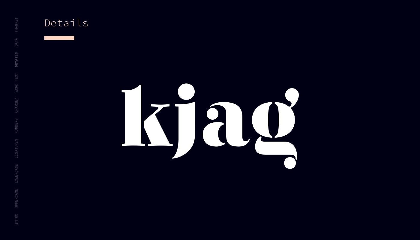 Rgatia衬线logo设计经典英文标志字体下载