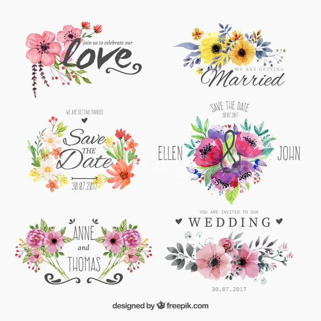 7夕情人节花卉花朵源文件矢量下载国外创意素材