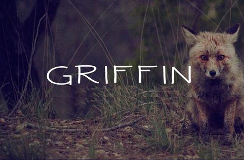 WG Griffin手写英文字体下载