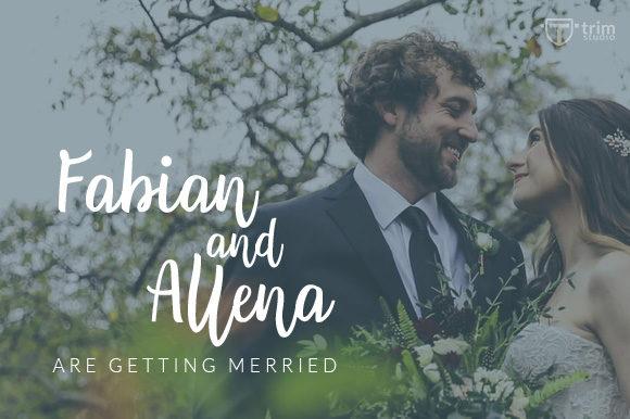 andaman手写手绘婚礼艺术英文字体下载