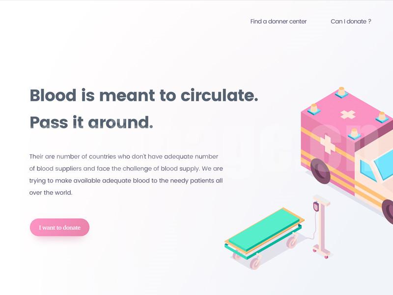网页设计单页面落地页flat免费下载sketch模板