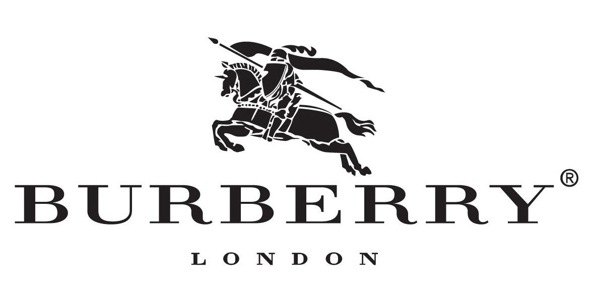 burberrycapitals奢侈品牌logo衬线英文字体设计