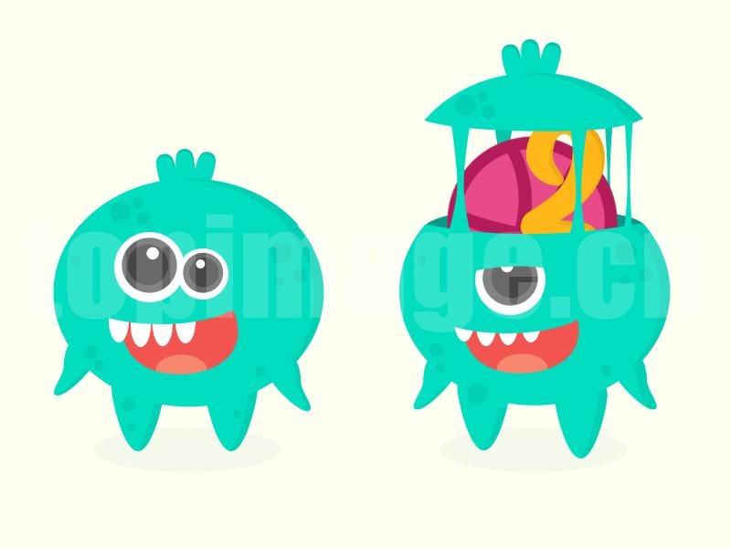 表情笑脸卡通图标icon sketch 模板下载