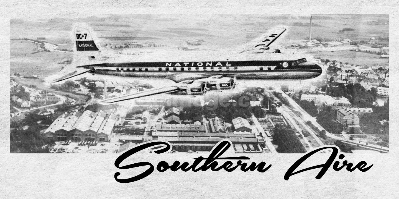 SouthernAire手写大气好看的英文艺术字体下载